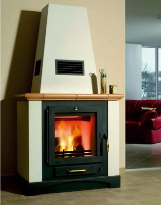 Печь камин Fireplace Carrara K